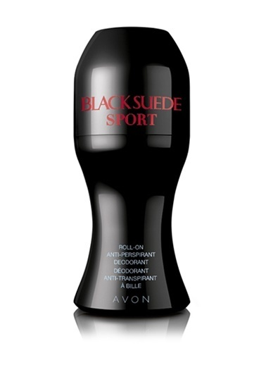 Avon Black Suede Sport Roll On 50 Ml Renksiz